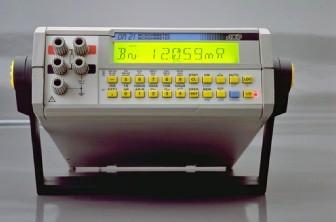 AOIP OM21-1 Programozható mikro-ohmmérő