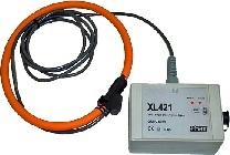 HTItalia XL421 árammérő adatgyűjtő egyfázisú rendszerekhez