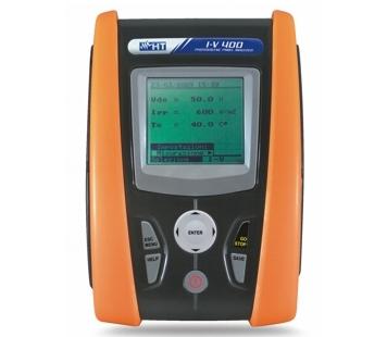 HTItalia I-V400W napelemes telepítések ellenőrző műszere