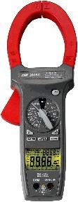 CIE 2608C AC 1500A /DC 2000A  digitális lakatfogó
