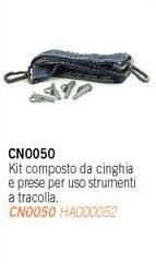 Nyakba akasztható hordszíj CN0050