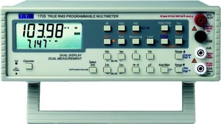 TTi 1705 / 12 000-pontos asztali digitális multiméter