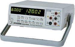 GW Instek GDM-8245 50 000-pontos kettős-kijelzésű digitális asztali multiméter