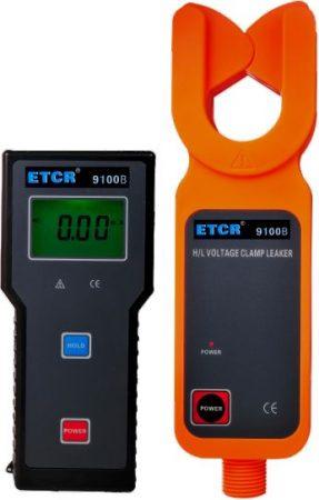 ETCR 9100 Nagyfeszültségű lakatfogó 600A