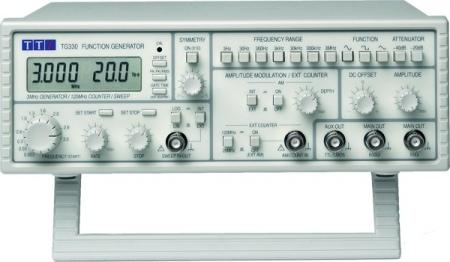 TTi TG-330 Funkciógenerátor