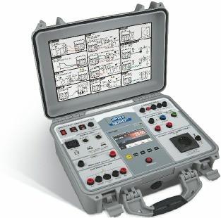 HTItalia Fulltest 3 Érintésvédelmi műszer