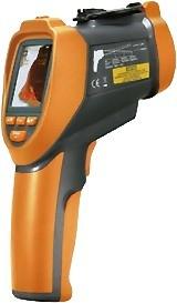 HTItalia HT3320 Professzionális video-infra hőmérsékletmérő