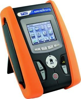 HTItalia Macrotest G3 Univerzális érintésvédelmi műszer