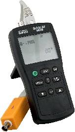 HTItália  QuickLan 6050 LAN Teszter