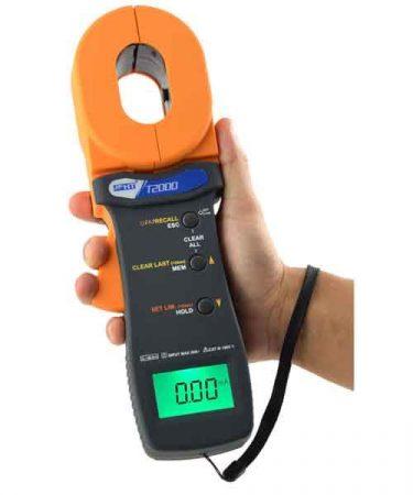 HTItalia T2000 Földelési ellenállásmérő lakatfogó