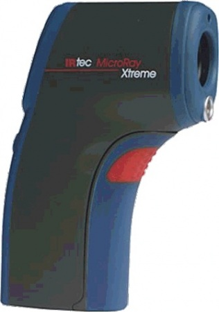 MicroRay Xtereme+ Infravörös hőmérsékletmérő