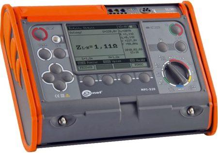 MPI-520 Univerzális érintésvédelmi műszer