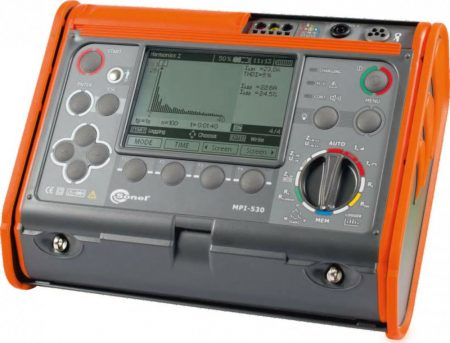 MPI-530 Univerzális érintésvédelmi műszer