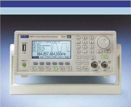 TTi TG-5011 Funkció/tetszőleges hllámforma/pulzusgenerátor