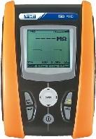 HTItalia ISO410 Szigetelésvizsgáló