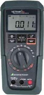 Metrawatt Metrahit ISO Szigetelésvizsgáló és digitális multiméter