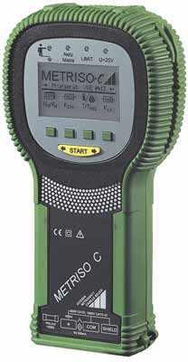 Metrawatt Metriso C-GB  M541D Szigetelésvizsgáló 1000V