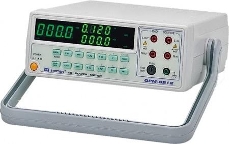 GW Instek GPM8212+RS232 Teljesítménymérő