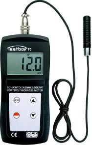 Testboy TV70 Rétegvastagságmérő