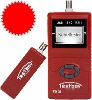 Testboy TB28 LAN-USB-BNC Teszter