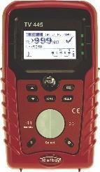 Testboy TV445 Érintésvédelmi műszer