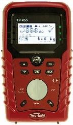 Testboy TV455 Érintésvédelmi műszer