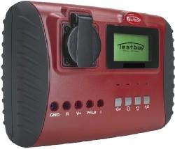 Testboy TV470 Készülékellenőrző műszer