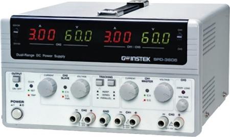 GW Instek GPS 3030DD Lineáris DC tápegység